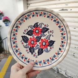"""Plate """"Bezo"""" ref.154-24-fl"""