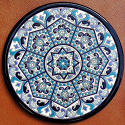 "Plate ""Arte"" R-137-1"