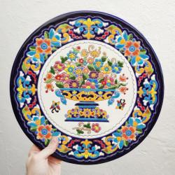 "Plate ""Arte"" R-968-2"