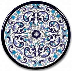 "Plate ""Arte"" R-135-c"
