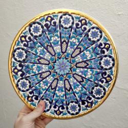 "Plate ""Arte"" R-127-1"