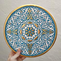 "Plate ""Arte"" R-127-4"