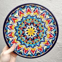 """Plates """"Arte"""" R-966-AG"""