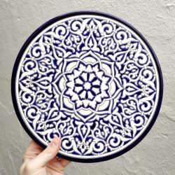 "Plate ""Arte"" R-137-4"