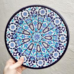 "Plate ""Arte"" R-137-3"