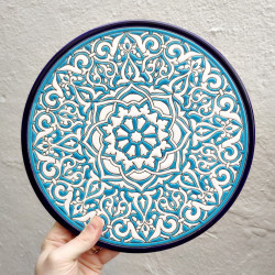 "Plate ""Arte"" R-137-2"