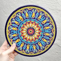 "Plate ""Arte"" R-965-i"