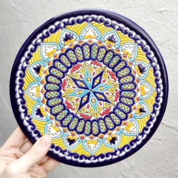 "Plate ""Arte"" R-965-h"