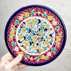 "Plate ""Arte"" R-965-c"