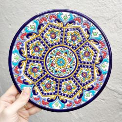 "Plate ""Arte"" R-965-a"