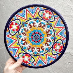 "Plate ""Arte"" R-965-k"