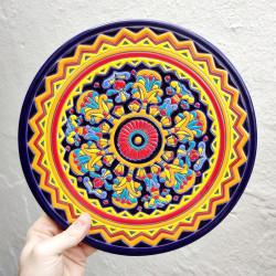 """Plate """"Arte"""" R-965-l"""
