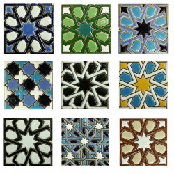 Azulejos 7,5cm (3 in.) de...