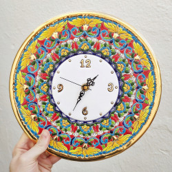 "Clock ""Arte"" ref.317-7"