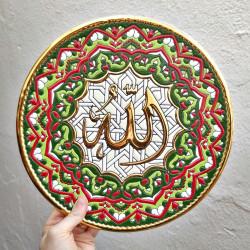 "Ceramic plate ""Arte"""