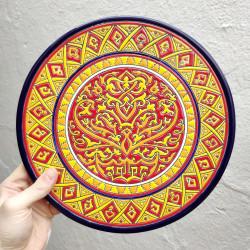 """Plates """"Arte"""" R-966-VZ"""
