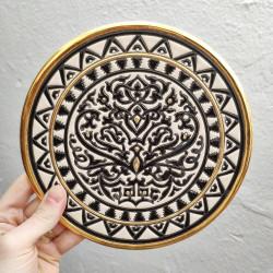 "Plate ""Arte"" R-115-k"