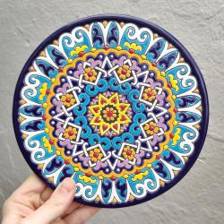 "Plate ""Arte"" R-964-m"