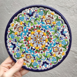 "Plate ""Arte"" R-964-h"