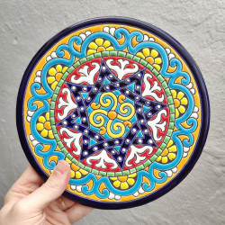 "Plate ""Arte"" R-964-c"