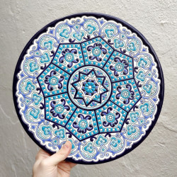 "Plate ""Arte"" R-138-2"