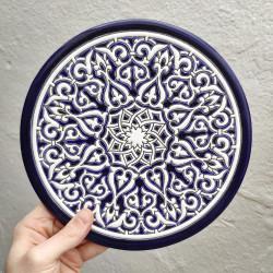 "Plate ""Arte"" R-136-6"