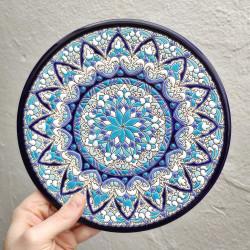 "Plate ""Arte"" R-136-3"