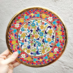 "Plate ""Arte"" R-116-g"
