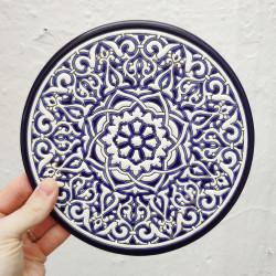 "Plate ""Arte"" R-135-a"
