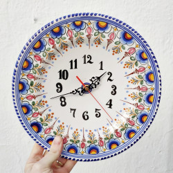 """Clock """"DeLaCal"""" ref.34-28R-1"""