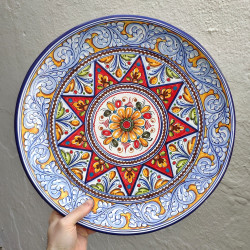 """Plate """"Classic"""" ref.34-42-c2"""