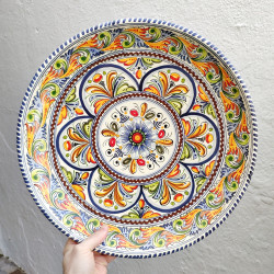 """Plate """"Classic"""" ref.34-42-ant1"""