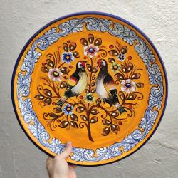 "Plate ""Birds"" ref.34-42-pj1"