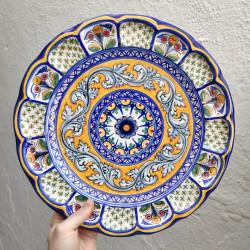 "Plate ""Castanuelas""..."