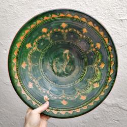 """Plate """"Tito"""" ref.40v-a"""