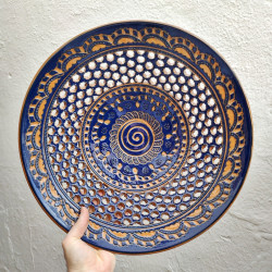 """Plate """"Tito"""" ref.40z-b"""