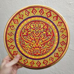 "Plate ""Arte"" R-117-3"