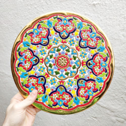 "Plate ""Arte"" R-117-6"