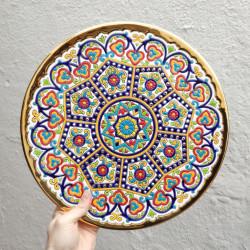 "Plate ""Arte"" R-119-2"