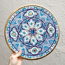 "Plate ""Arte"" R-129-1"