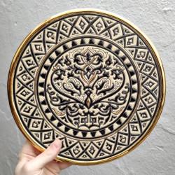 "Plate ""Arte"" R-117-14"