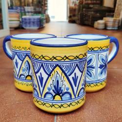 Big Ceramic mug 12 cm. (4.7...