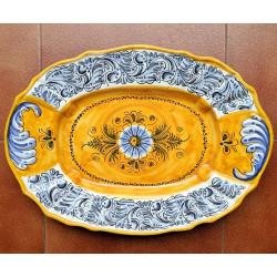 """Ceramic Tray """"DeLaCal""""..."""