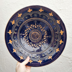"""Plate """"Tito"""" ref.33z-b"""