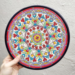 "Plate ""Arte"" R-966-2"
