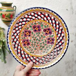 """Ceramic plate """"Tito""""..."""