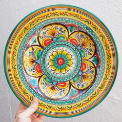 "Ceramic Plate ""Classic""..."