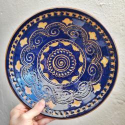 """Plate """"Tito"""" ref.27z-b"""