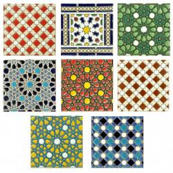 """Ceramic tiles """"15cm/ 6 in.""""..."""