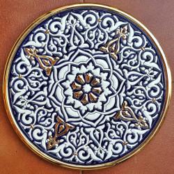 "Plate ""Arte"" R-127-2"
